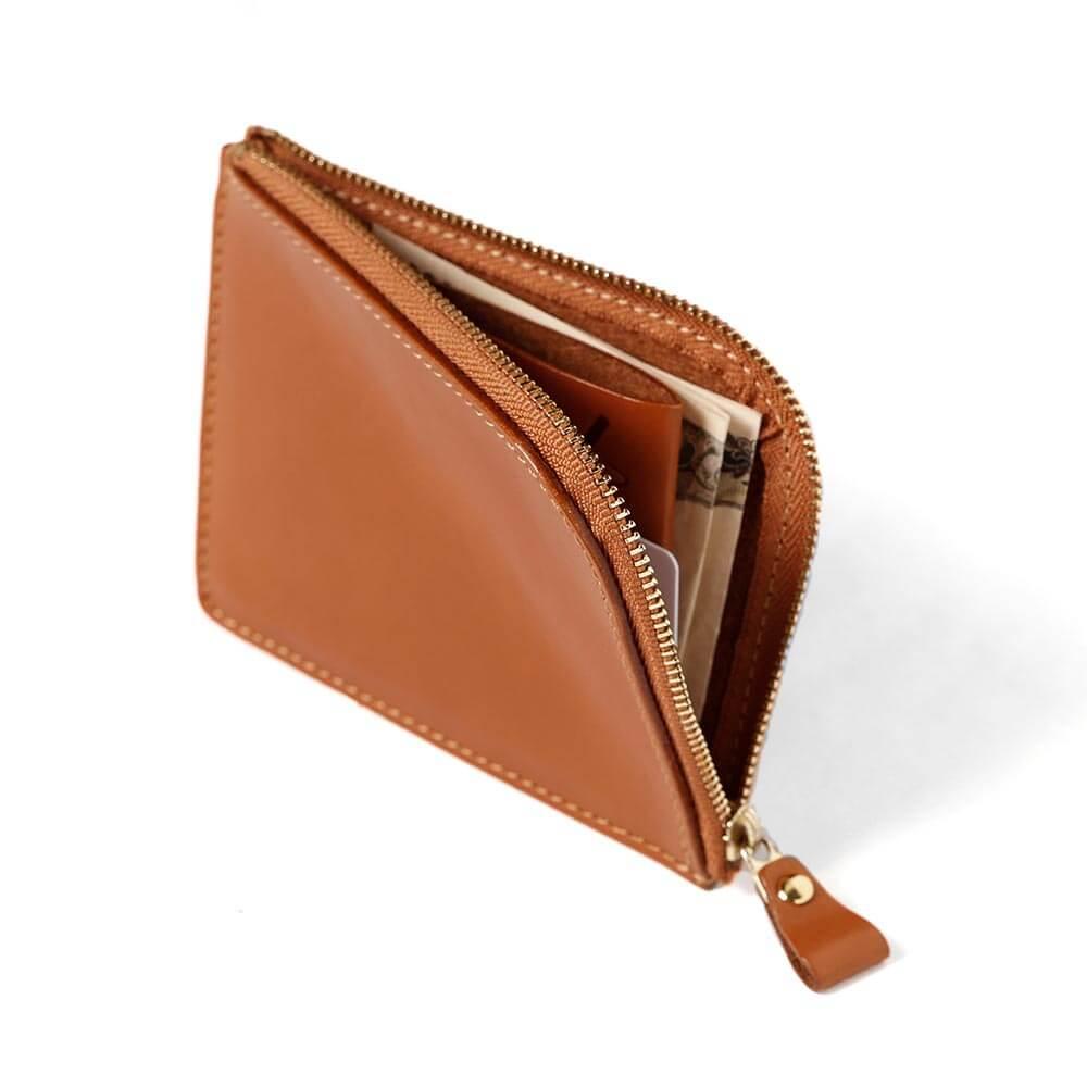 L字財布 収納方法