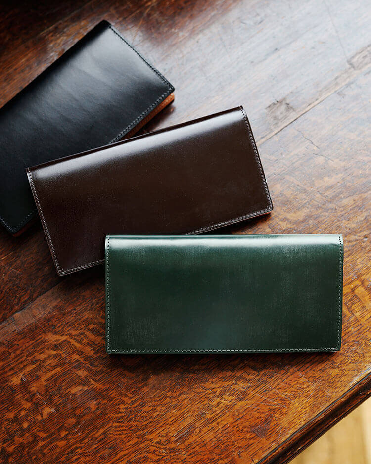 【限定色】ブライドル 長財布